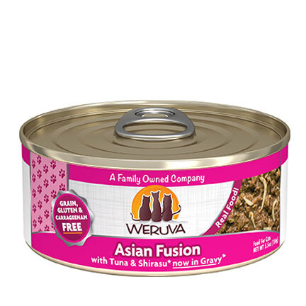 Weruva Cat Asian Fusion 5oz