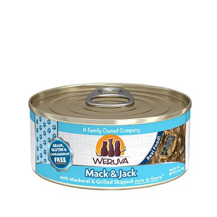 Weruva Cat Mack Jack 3oz