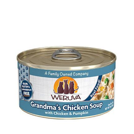 Weruva Cat Chicken Soup 3oz