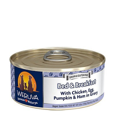 Weruva Dog Bed Breakfast 5oz