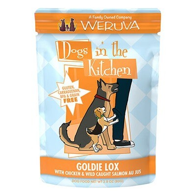 Weruva Dog Goldie Lox 3oz