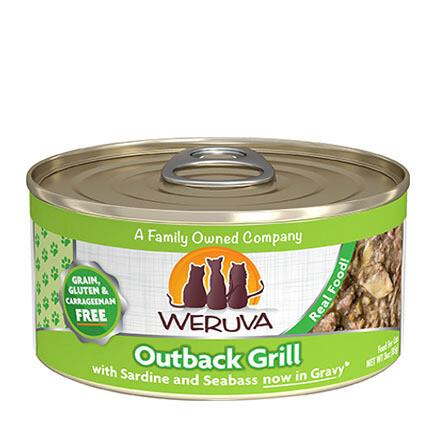 Weruva Cat Outback Grill 5oz