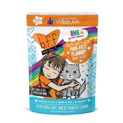 Weruva Cat PurrFect Plan 3oz