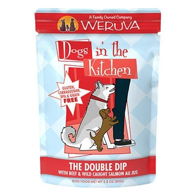 Weruva Dog Double Dip 3oz