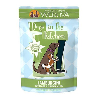 Weruva Dog Lamburgini 3oz