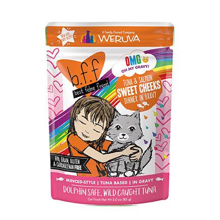 Weruva Cat Sweet Cheeks 3oz