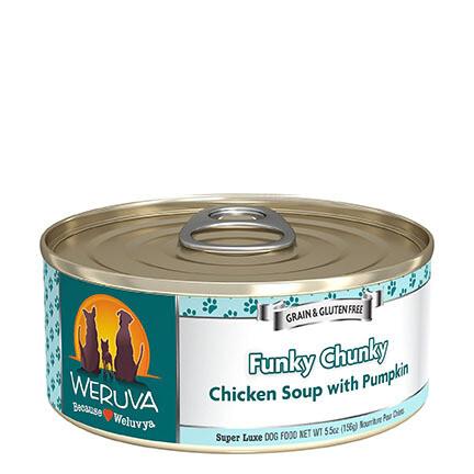 Weruva Dog Funky Chunky 5oz