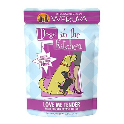 Weruva Dog Love Me Tender 3oz