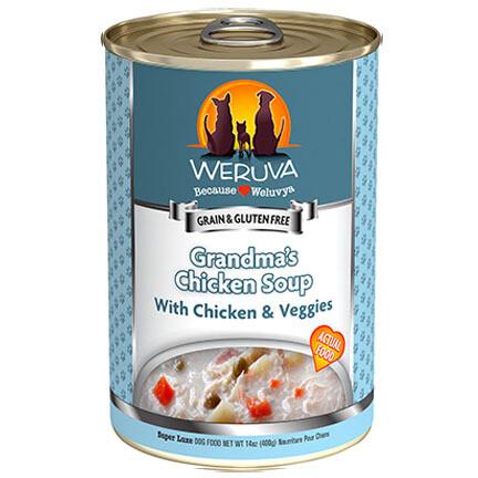 Weruva Dog Chicken Soup 14oz
