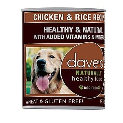 Daves Dog Chick/Rice 13oz