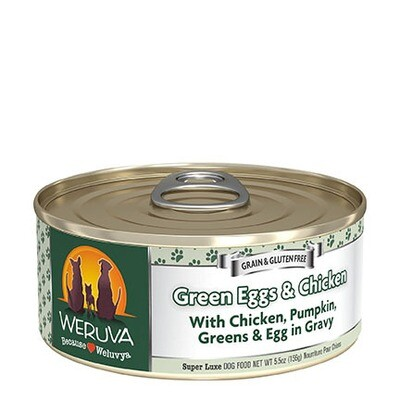 Weruva Dog Green Eggs 5oz