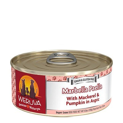 Weruva Dog Marbella 5oz