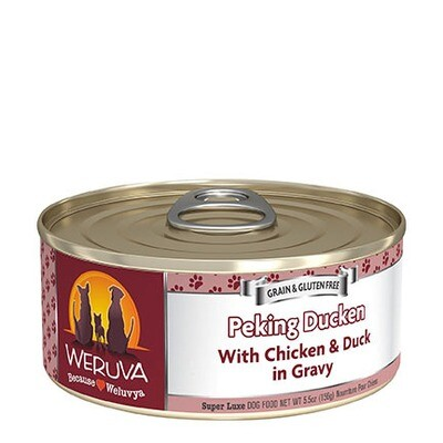 Weruva Dog Peking Ducken 5oz