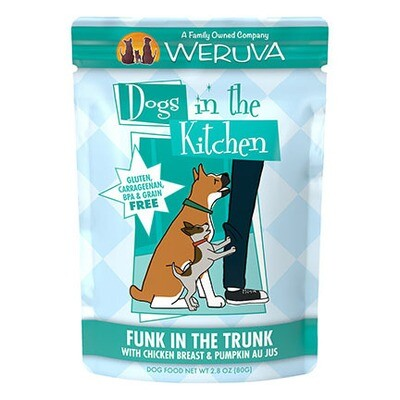 Weruva Dog Funk Trunk 3oz