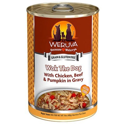 Weruva Dog Wok the Dog 14oz