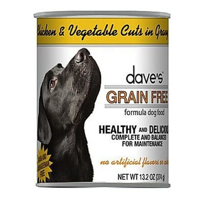 Daves Dog GF Chicken/Veg 13oz