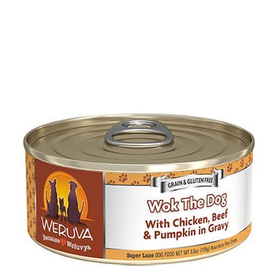 Weruva Dog Wok the Dog 5oz