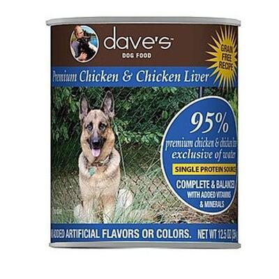 Daves Dog 95% Chicken 13oz