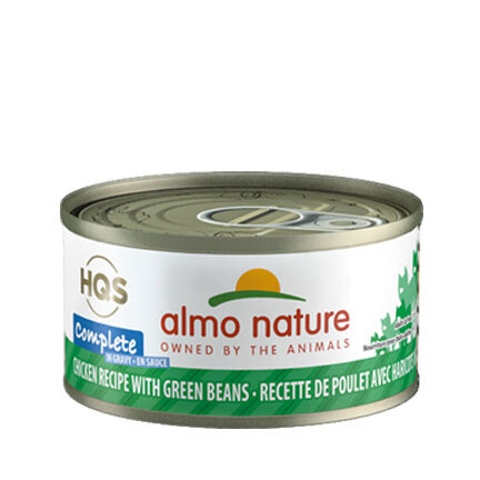 Almo Complete Chicken/Green Bean 3oz