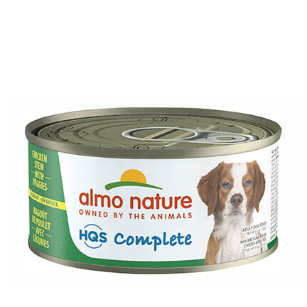 Almo Dog Chicken Stew Veggies 5oz