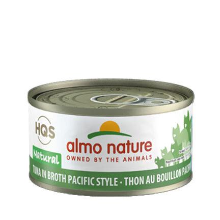 Almo Natural Pacific Tuna 3oz