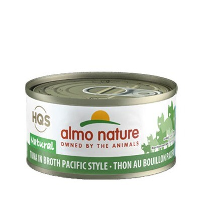 Almo Natural Pacific Tuna 3oz
