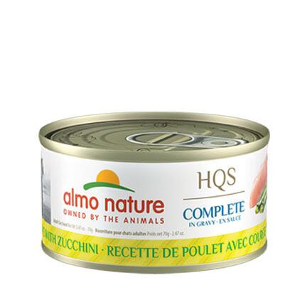 Almo Complete Chicken/Zucchini 3oz