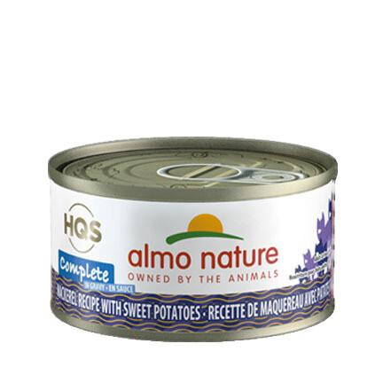 Almo Complete Mackerel/Sweet Potato 3oz