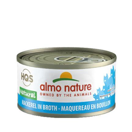 Almo Natural Mackerel 3oz
