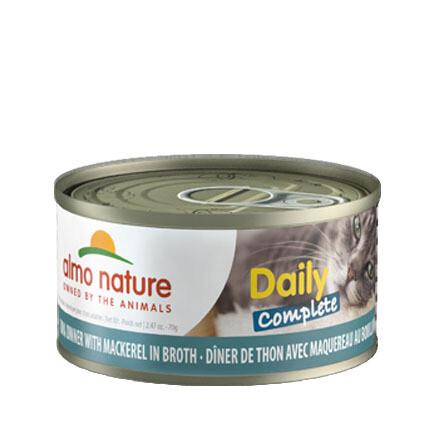 Almo Daily Complete Tuna/Mackerel 3oz