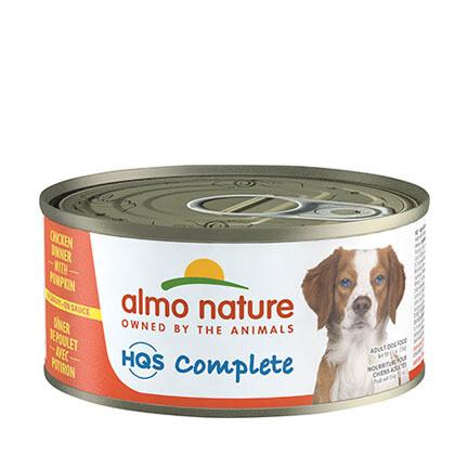 Almo Dog Chicken Pumpkin 5oz