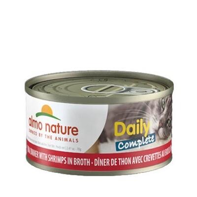 Almo Daily Complete Tuna/Shrimp 3oz