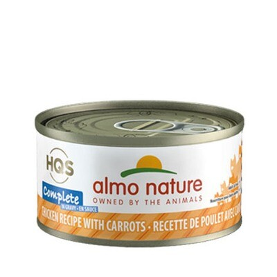 Almo Complete Chicken/Carrot 3oz
