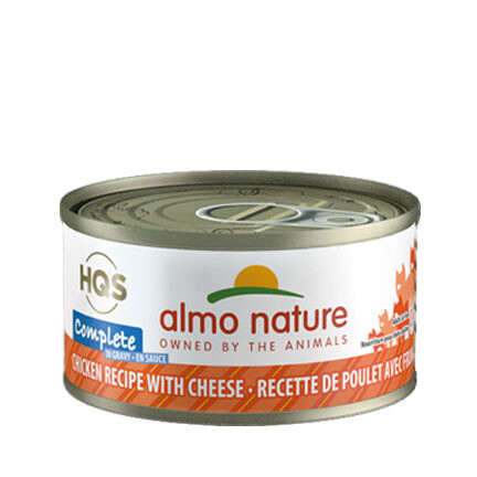 Almo Complete Chicken/Cheese 3oz
