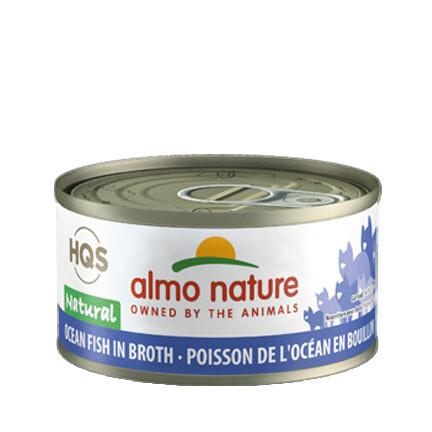 Almo Natural Ocean Fish 3oz