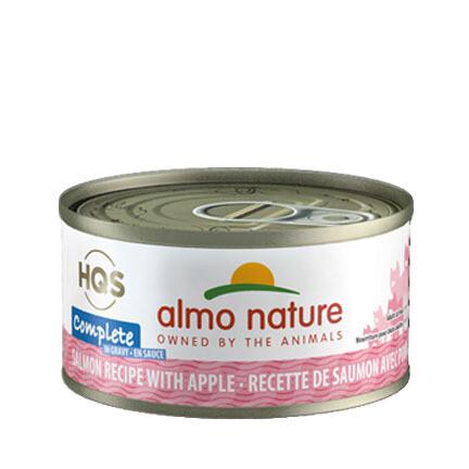 Almo Complete Salmon/Apple 3oz