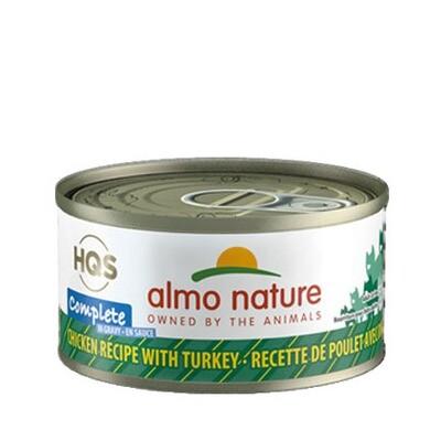 Almo Complete Chicken/Turkey 3oz