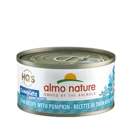Almo Complete Tuna/Pumpkin 3oz
