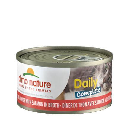 Almo Daily Complete Tuna/Salmon 3oz