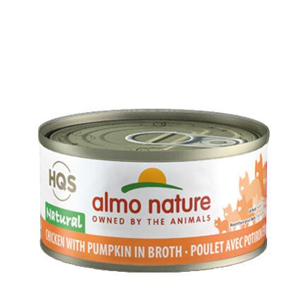 Almo Natural Chicken/Pumpkin 3oz