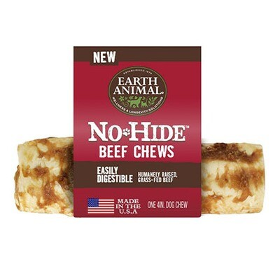 """Earth Animal No Hide Beef 4"""""""