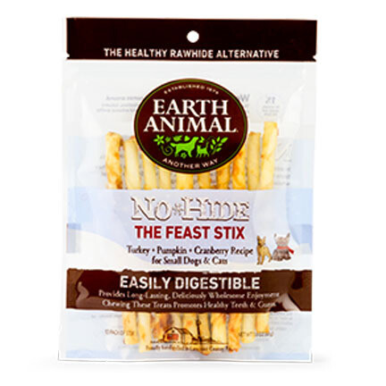 Earth Animal No Hide Holiday Stix 10ct