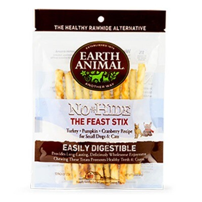 Earth Animal No Hide Holiday Stix 10ct