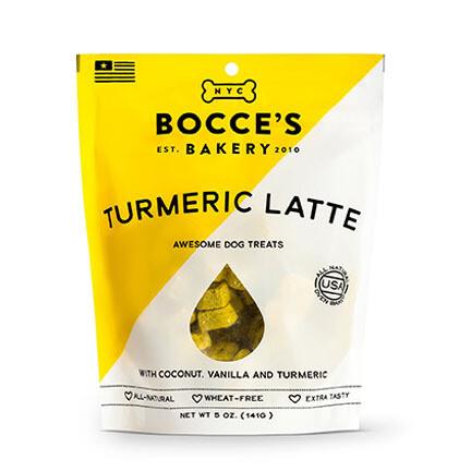 Bocce Bites Turmeric Latte 5oz