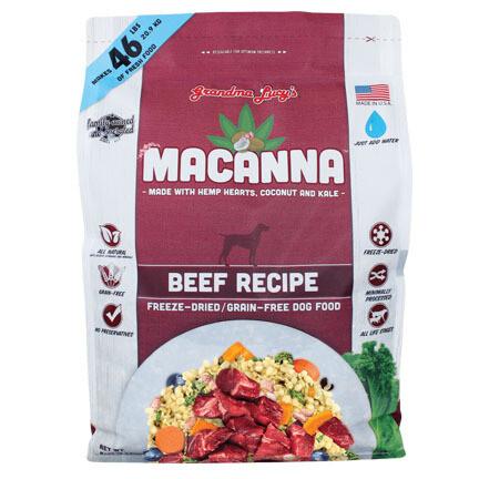 Grandma Lucys Macanna Beef 8#