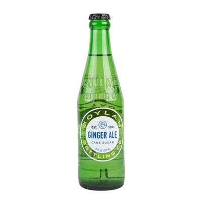 Boylan Ginger Ale Soda