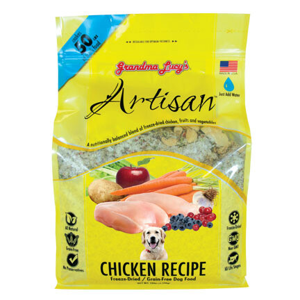Grandma Lucys Artisan Chicken 10#