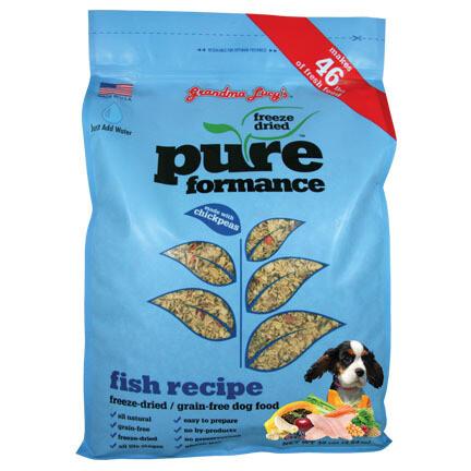 Grandma Lucys Pure Fish 10#
