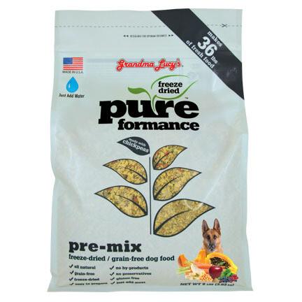 Grandma Lucys Pure Pre Mix 8#