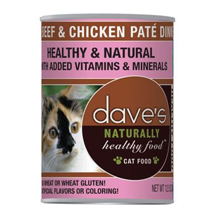 Daves Cat Beef/Chicken 13oz
